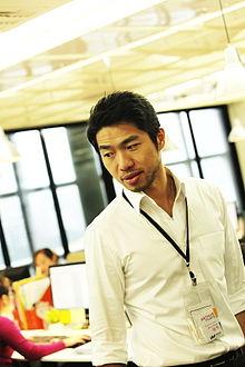 Artur Huang - twórca EcoArk