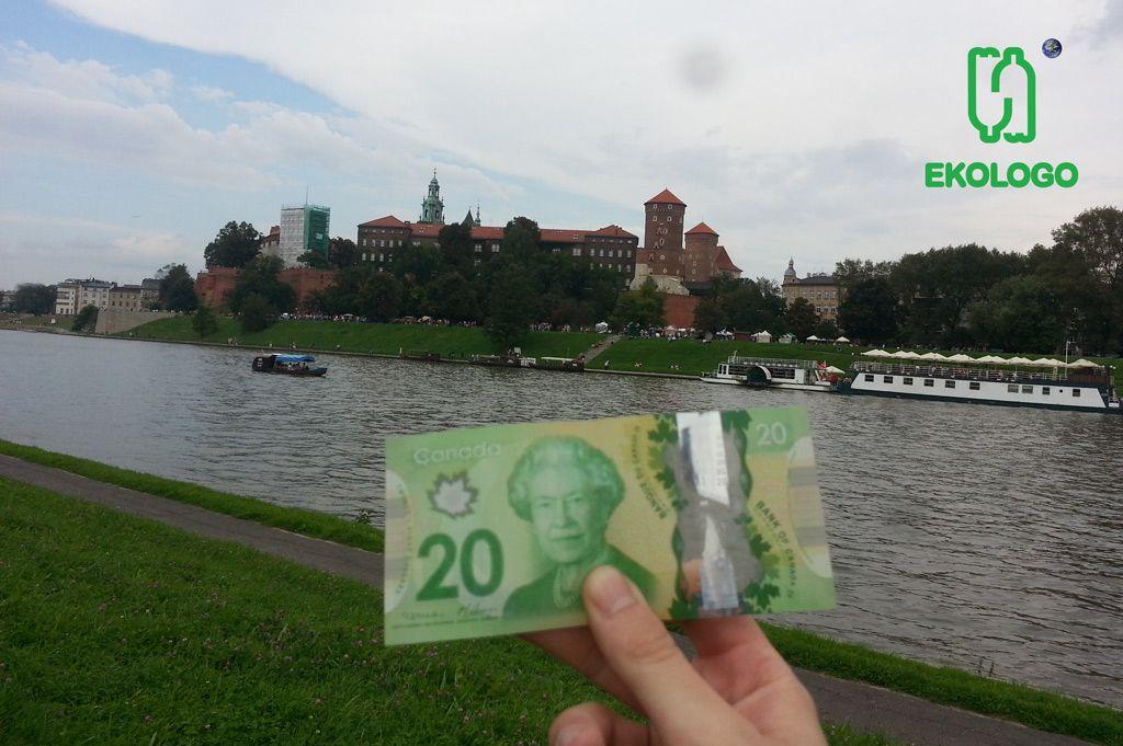 Plastikowe banknoty