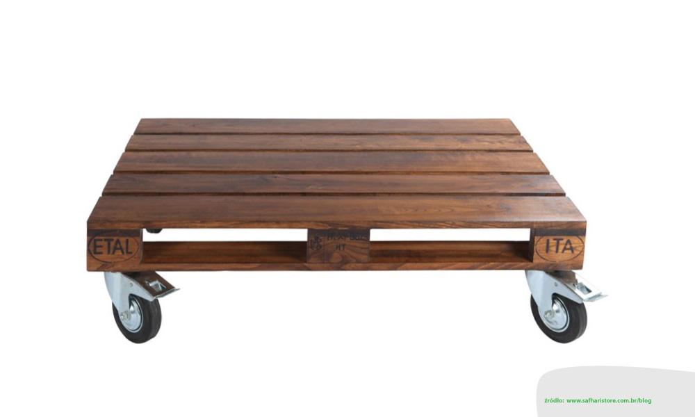 Stolik z palet ekologo ekologo - Acheter table basse palette ...