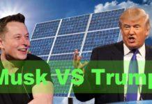 Odnawialne Źródła Energii - Elon Musk vs Donald Trump