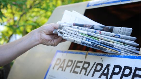 Odpady papierowe
