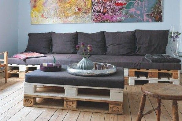 Super sofa - zrób sam!